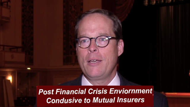Post-financial crisis environment conducive to mutual insurers