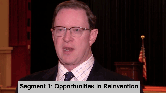 Opportunities in Reinvention