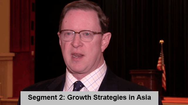 Growth Strategies in Asia