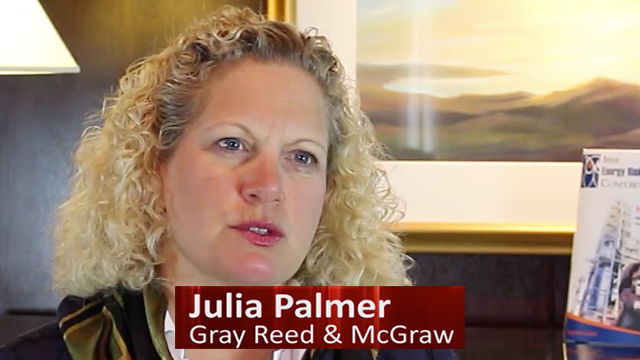 Julia-Palmer, Gray Reed and McGraw