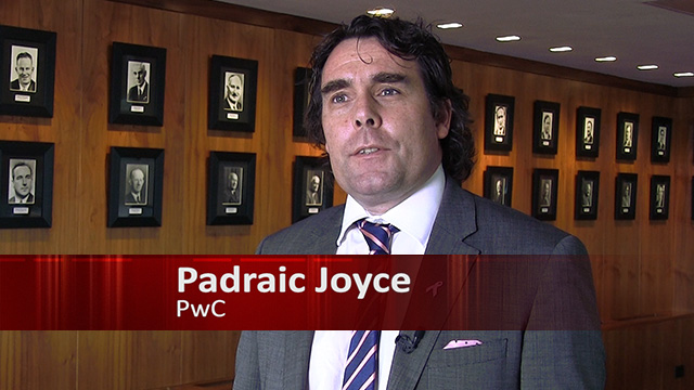 Padraic Joyce from PwC on Solvency II