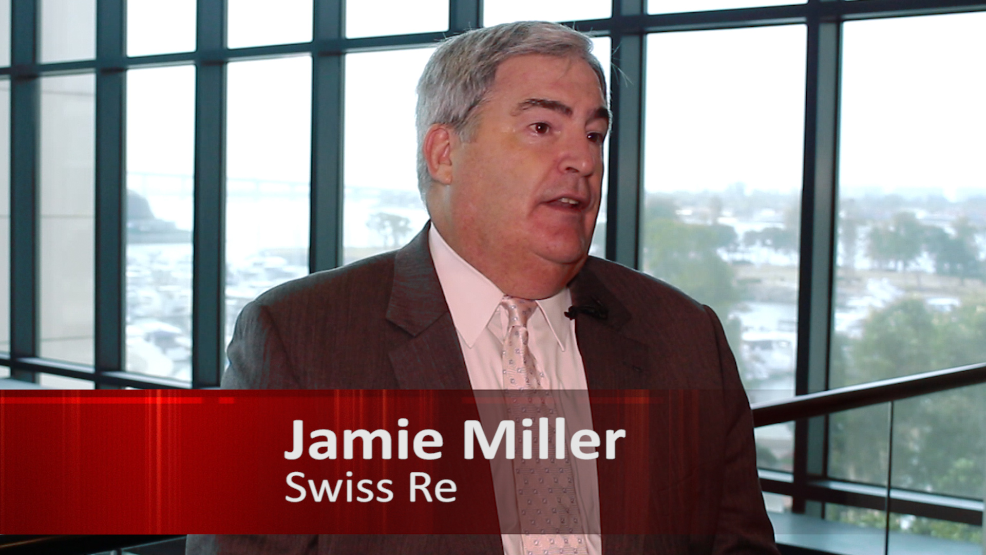 Jaime Miller - Swiss Re