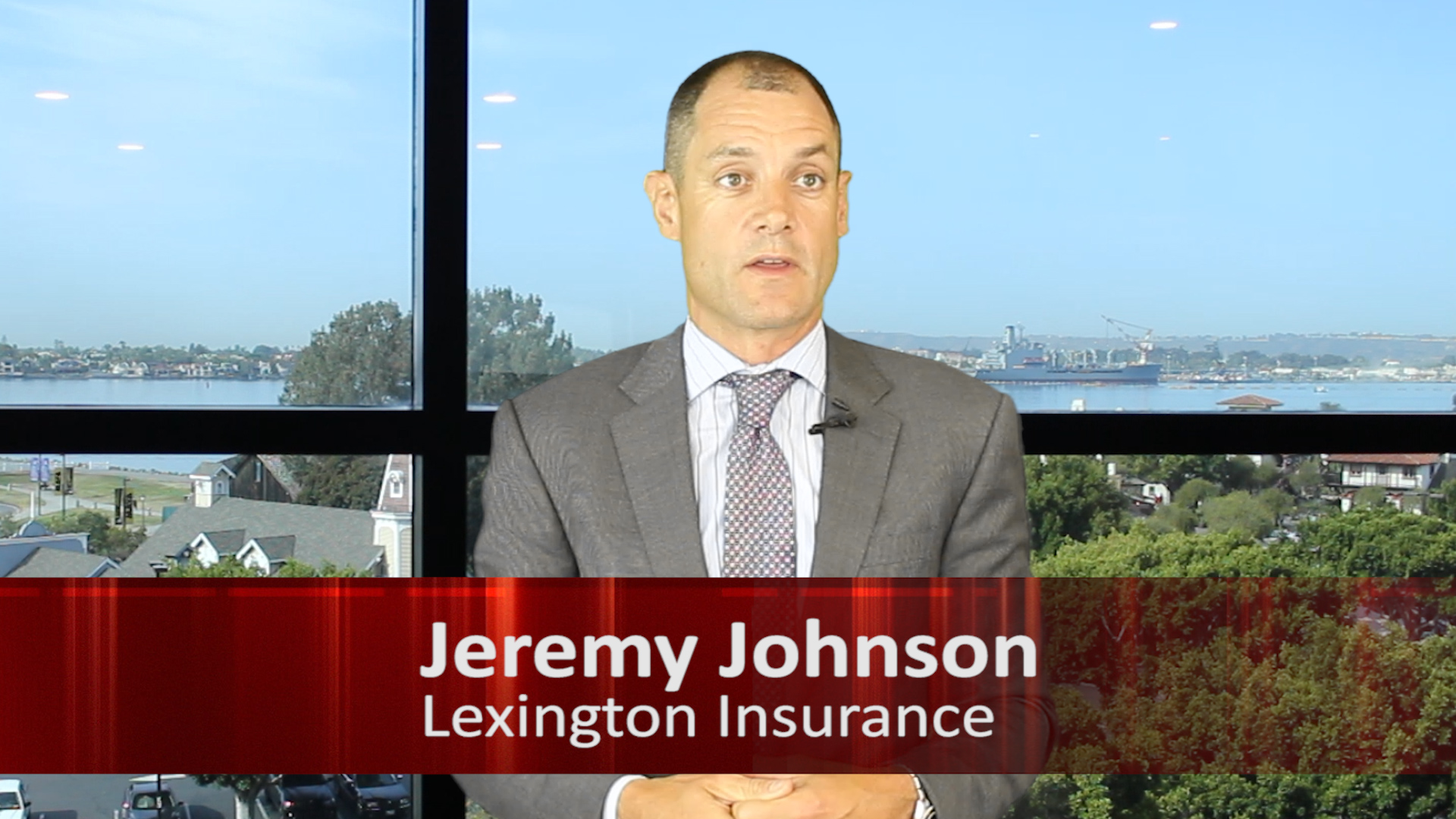 Jeremy Johnson - Lexington Insurance